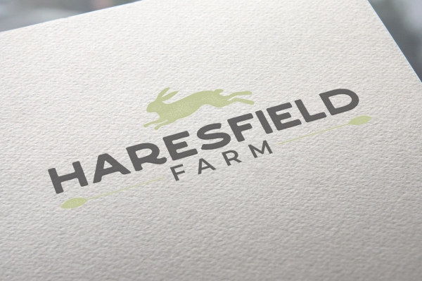 Haresfield Logo Design